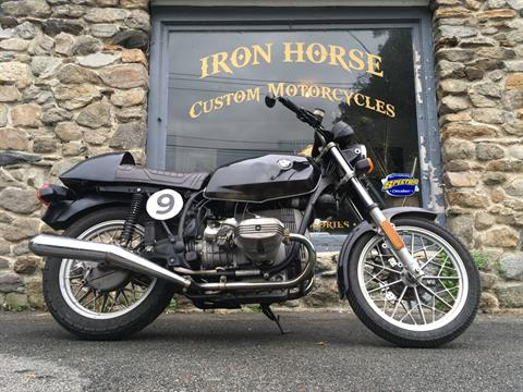 1981 BMW R65/7 in Kent, Connecticut