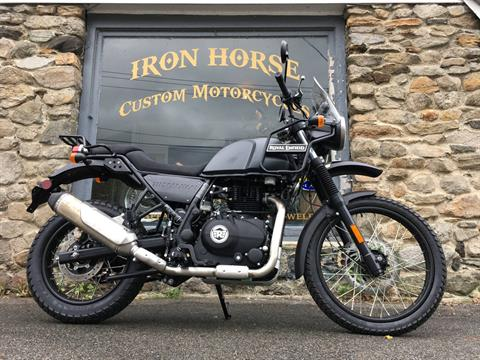 2019 Royal Enfield Himalayan in Kent, Connecticut - Photo 1