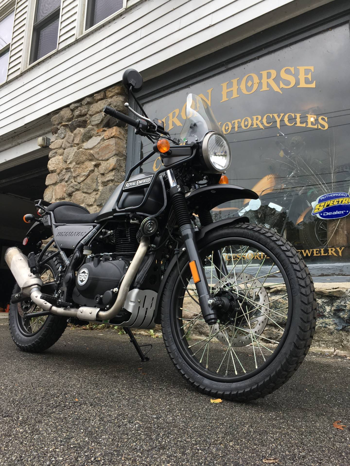 2019 Royal Enfield Himalayan in Kent, Connecticut - Photo 4