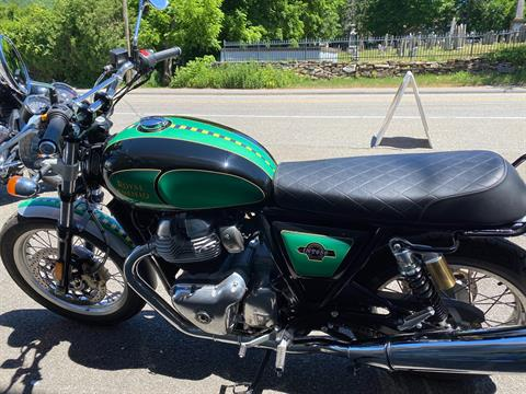 2019 Royal Enfield INT 650 in Kent, Connecticut - Photo 5
