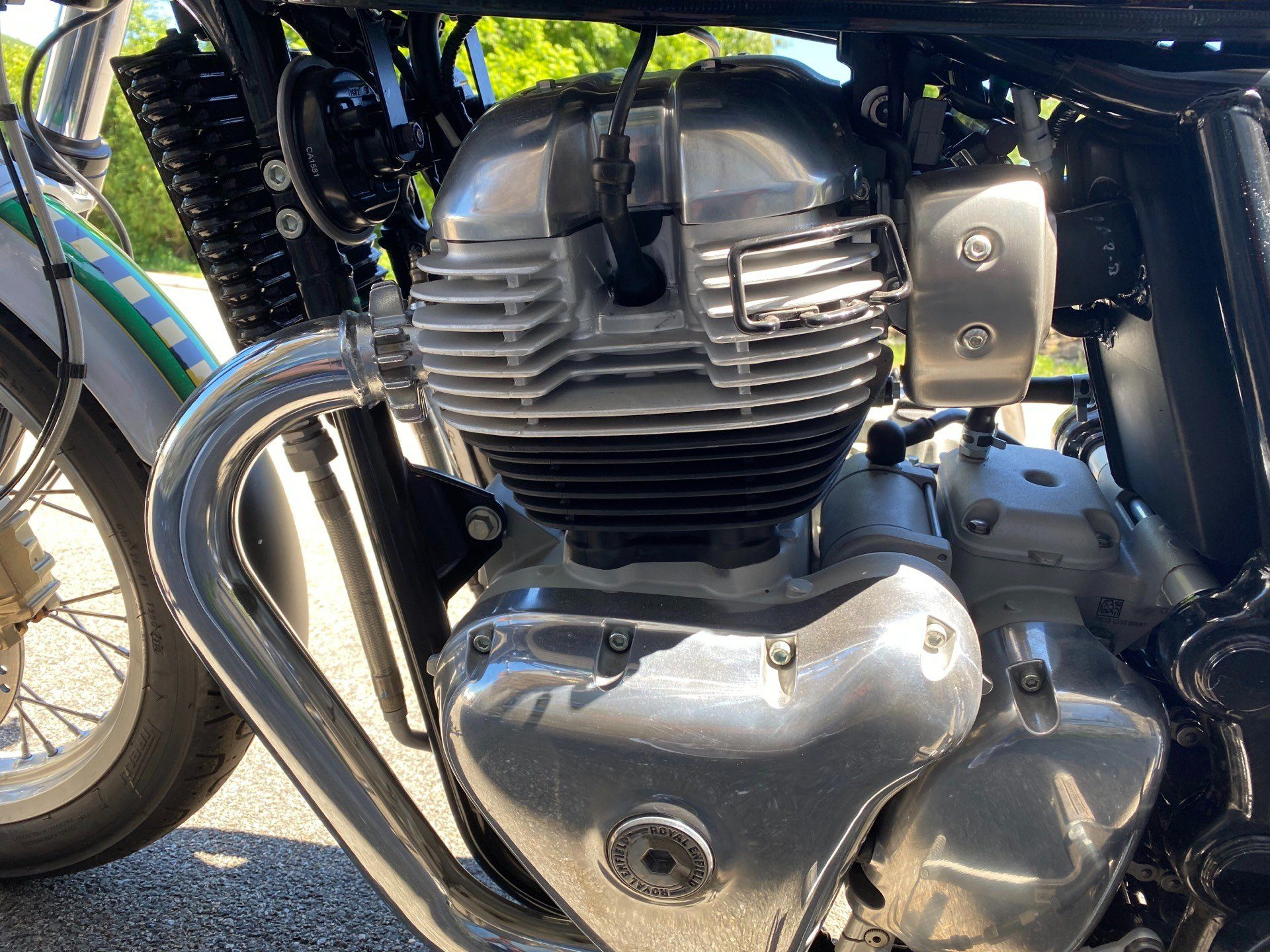 2019 Royal Enfield INT 650 in Kent, Connecticut - Photo 8