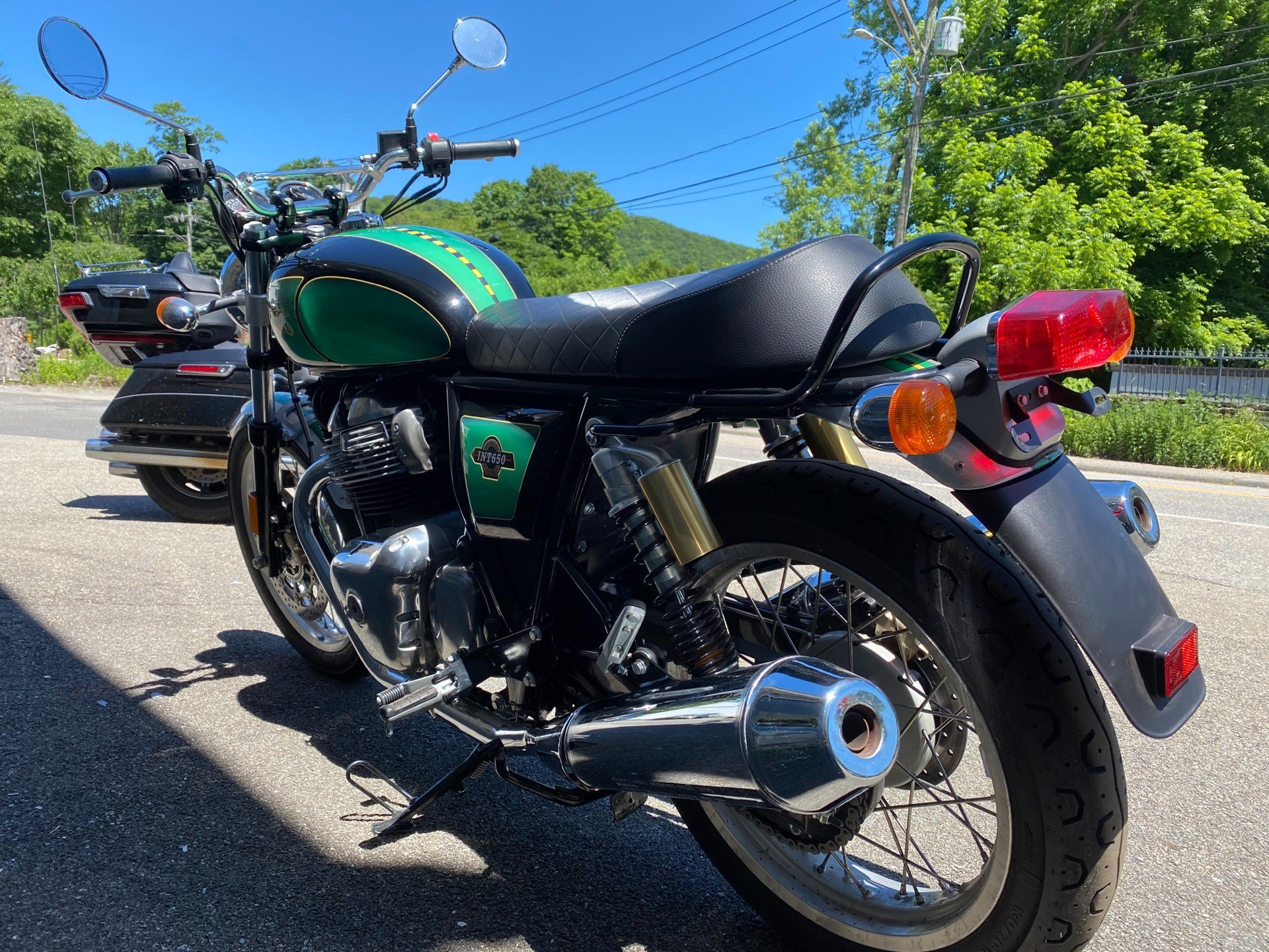 2019 Royal Enfield INT 650 in Kent, Connecticut - Photo 11