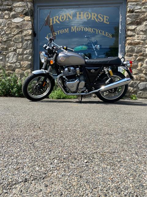 2020 Royal Enfield Interceptor 650 in Kent, Connecticut - Photo 1