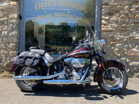 2006 Harley-Davidson Softail® Springer® Classic in Kent, Connecticut - Photo 1