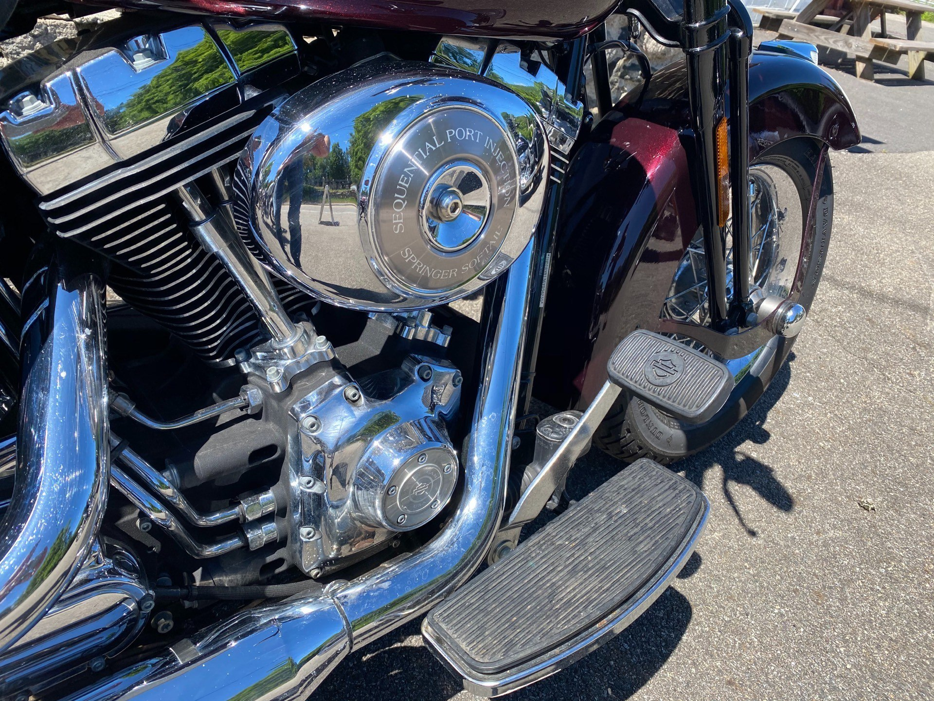 2006 Harley-Davidson Softail® Springer® Classic in Kent, Connecticut - Photo 15