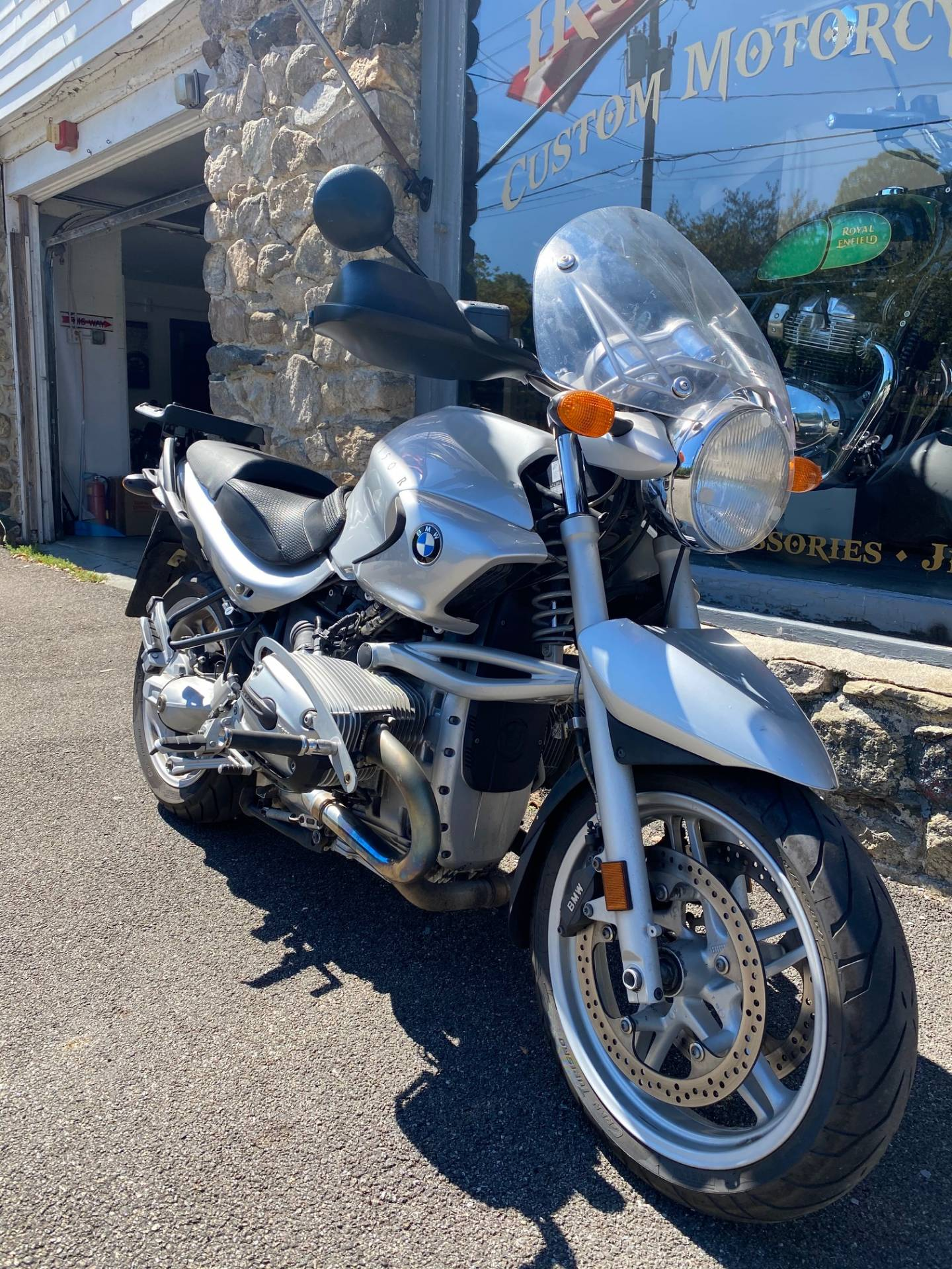 2004 BMW R1150R in Kent, Connecticut - Photo 2