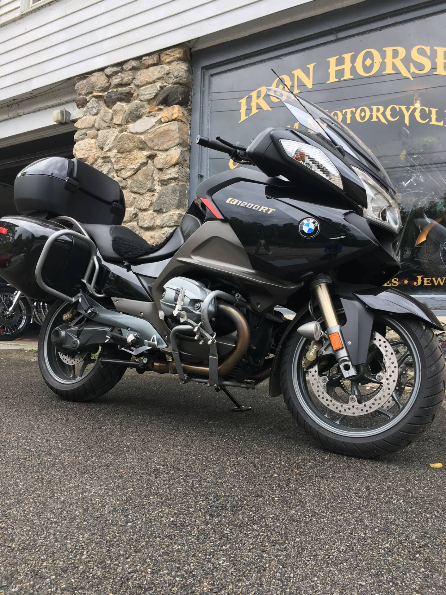 2013 BMW R1200RT in Kent, Connecticut - Photo 5