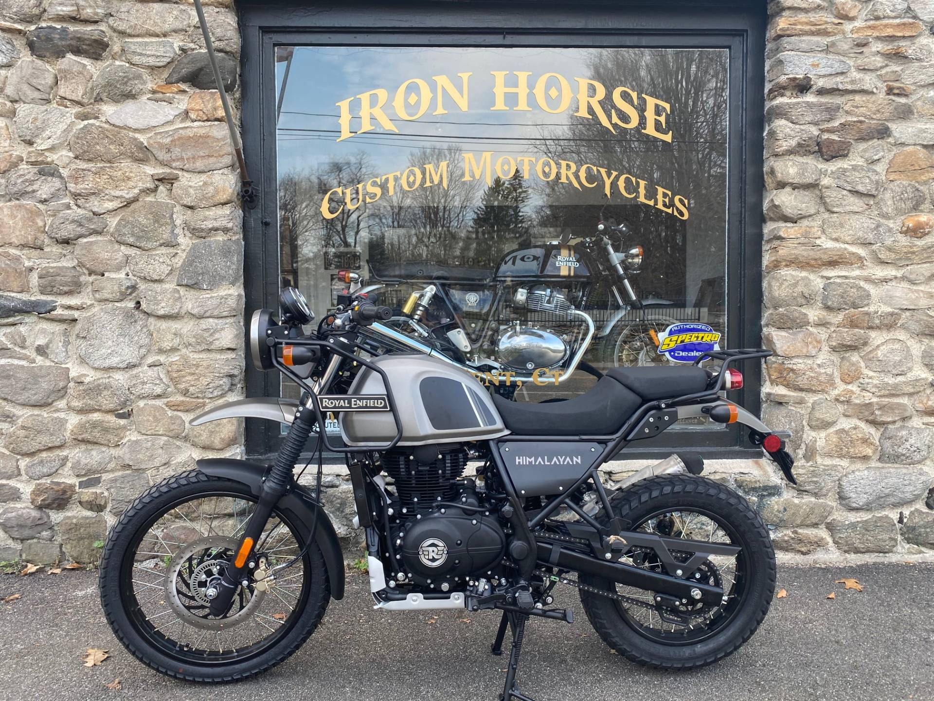 2021 Royal Enfield Himalayan in Kent, Connecticut