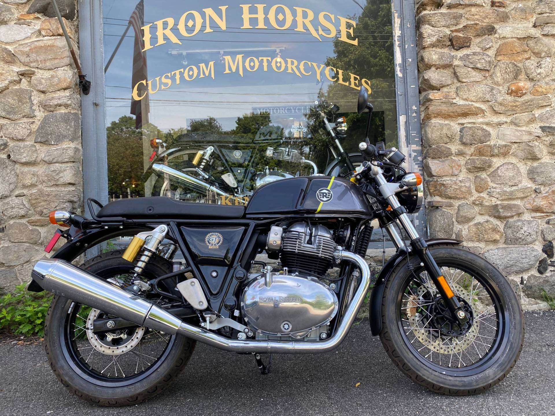 2020 Royal Enfield Continental GT in Kent, Connecticut - Photo 2