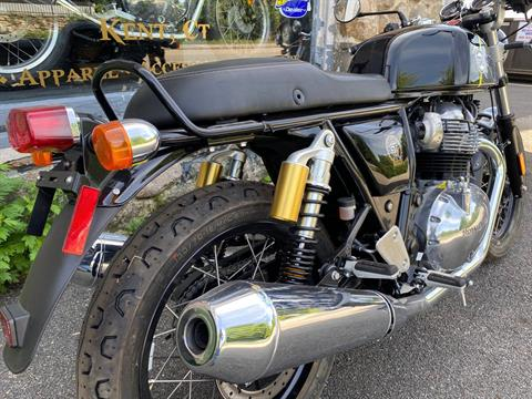 2020 Royal Enfield Continental GT in Kent, Connecticut - Photo 4
