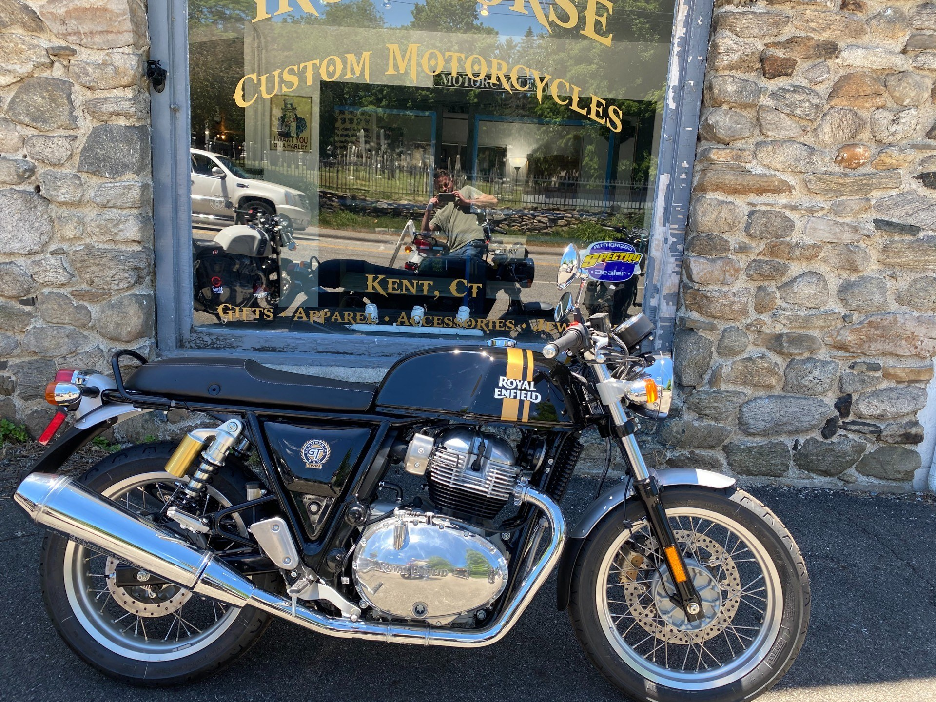 2020 Royal Enfield GT650 in Kent, Connecticut - Photo 1