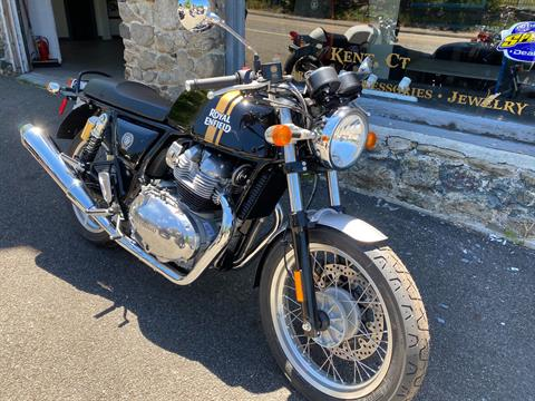 2020 Royal Enfield GT650 in Kent, Connecticut - Photo 2
