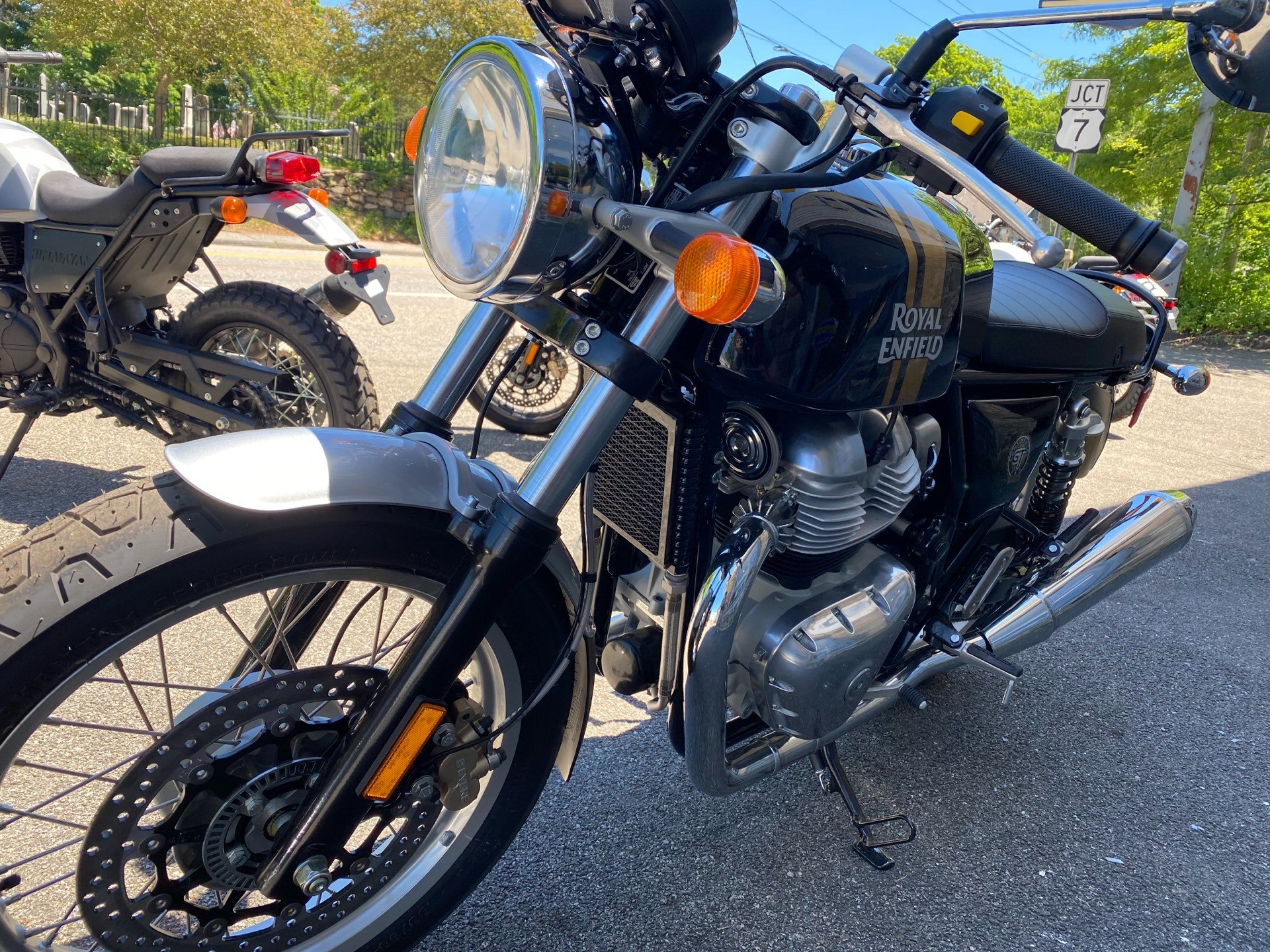 2020 Royal Enfield GT650 in Kent, Connecticut - Photo 3