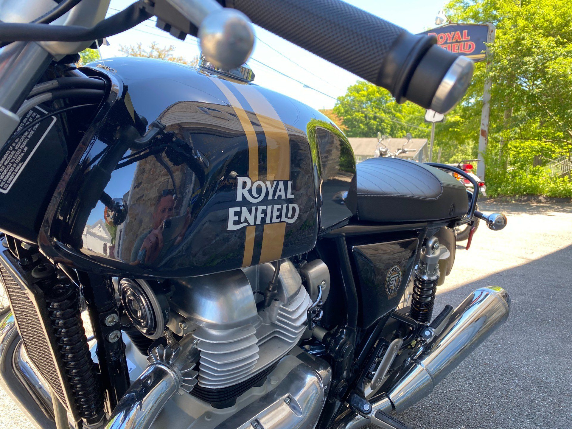 2020 Royal Enfield GT650 in Kent, Connecticut - Photo 10