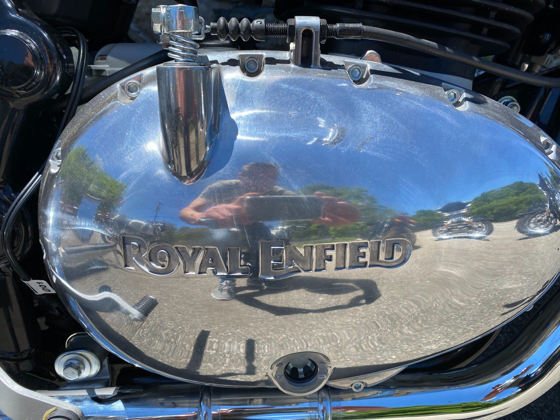 2020 Royal Enfield GT650 in Kent, Connecticut - Photo 13