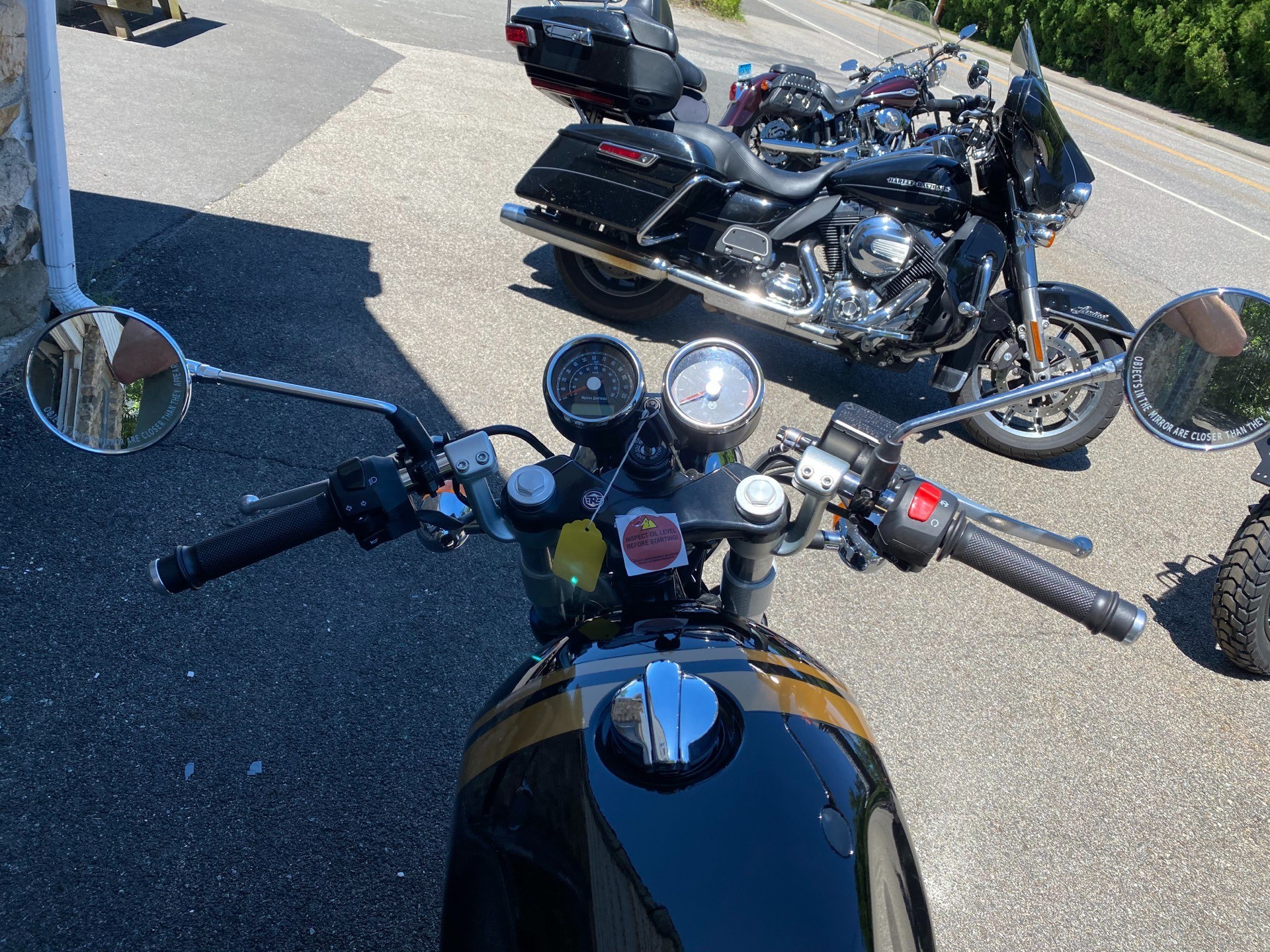 2020 Royal Enfield GT650 in Kent, Connecticut - Photo 18