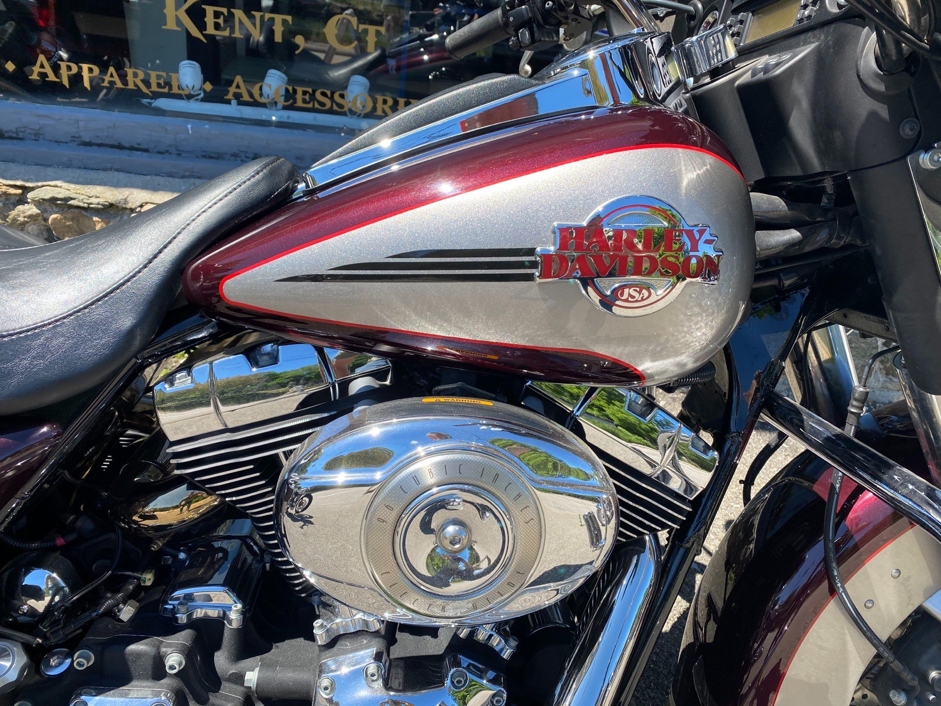 2007 Harley-Davidson Ultra Classic® Electra Glide® in Kent, Connecticut - Photo 4