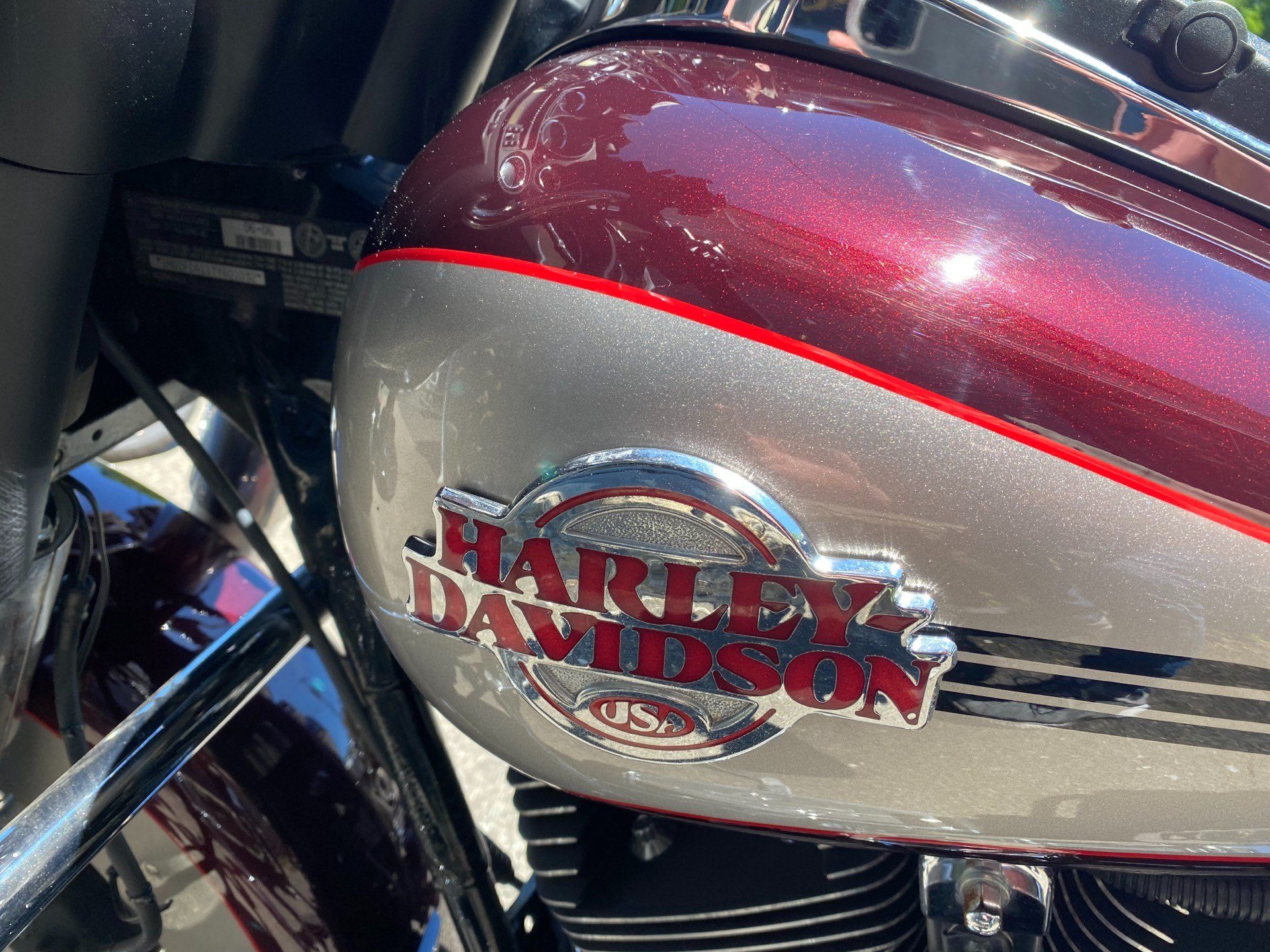 2007 Harley-Davidson Ultra Classic® Electra Glide® in Kent, Connecticut - Photo 11