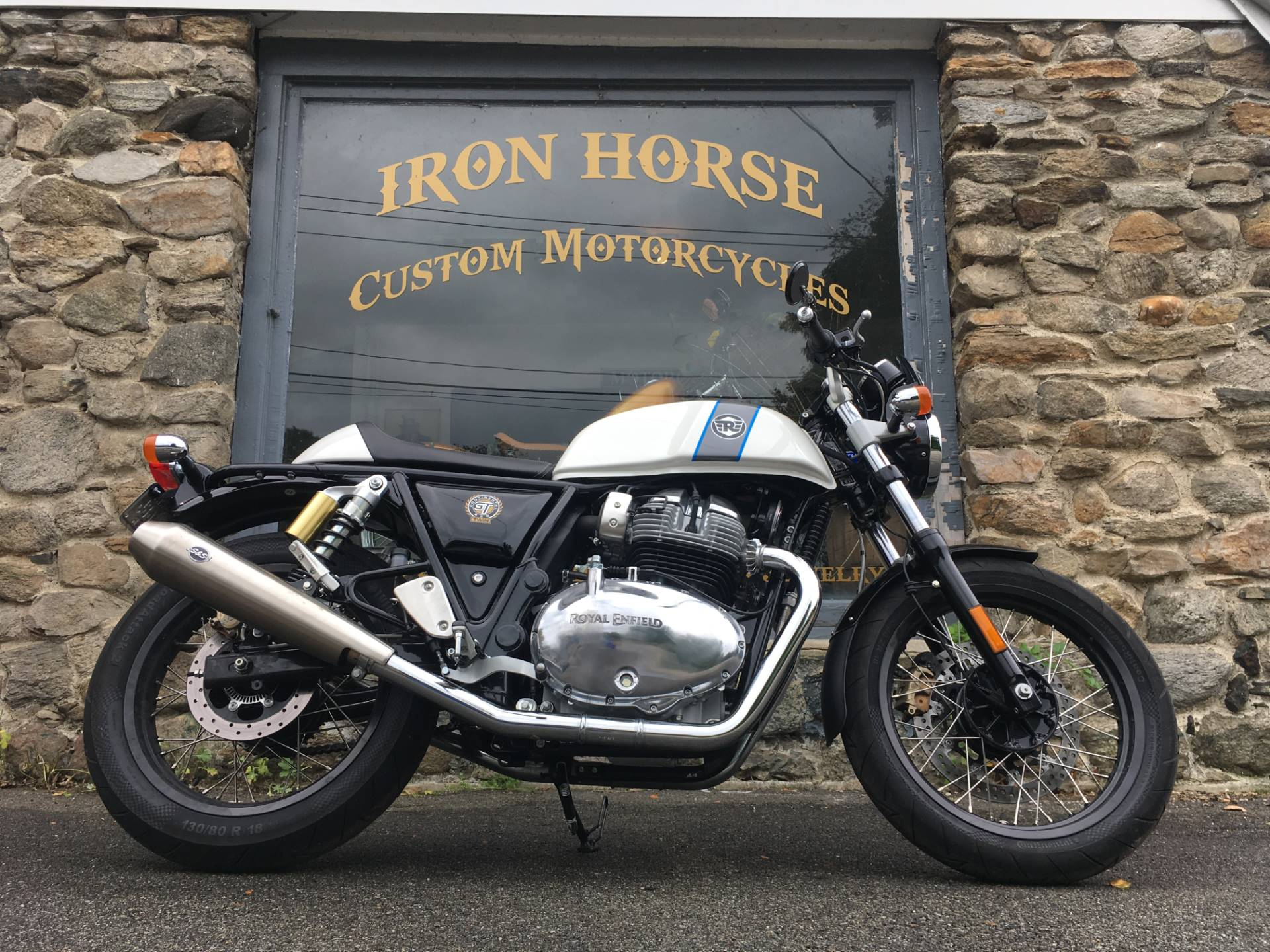 2019 Royal Enfield Continental GT 650 in Kent, Connecticut - Photo 1