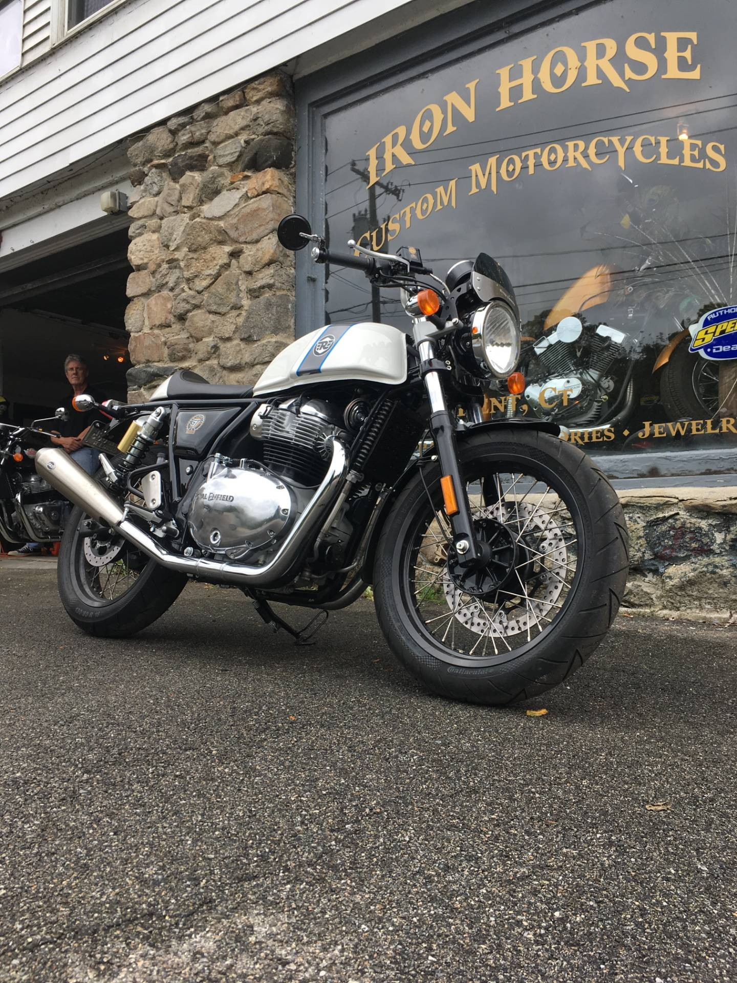 2019 Royal Enfield Continental GT 650 in Kent, Connecticut - Photo 4