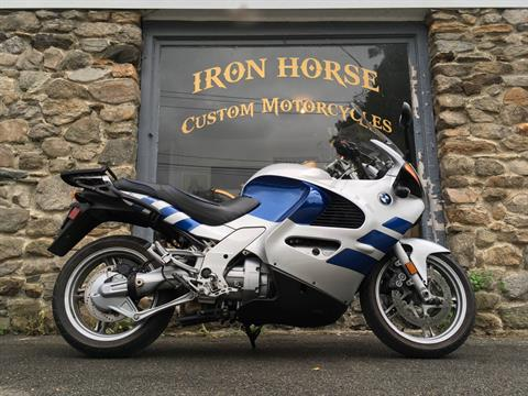 2001 BMW K1200RS in Kent, Connecticut - Photo 1