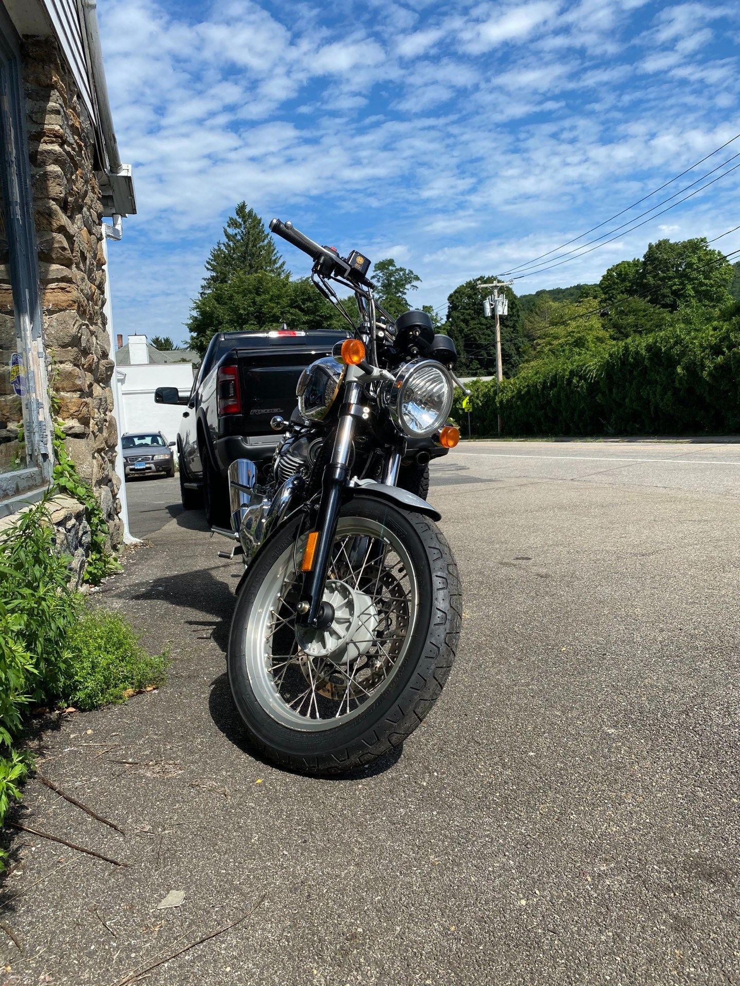 2020 Royal Enfield Interceptor 650 in Kent, Connecticut - Photo 5