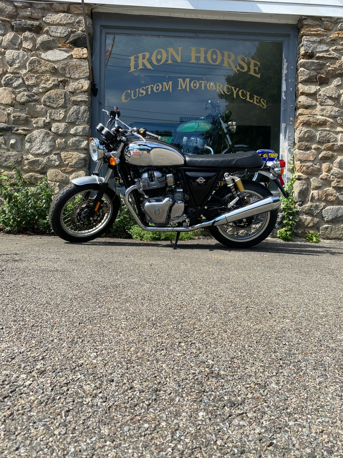 2020 Royal Enfield Interceptor 650 in Kent, Connecticut - Photo 3