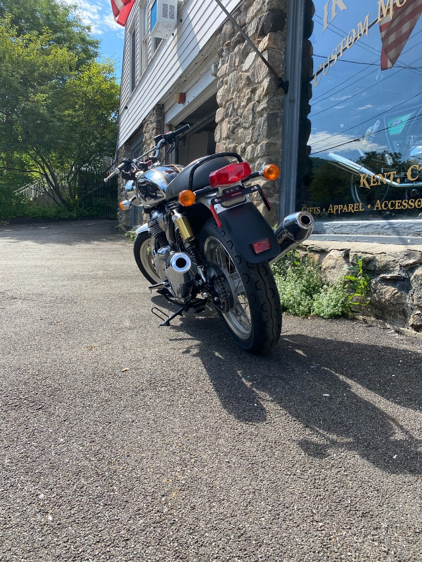 2020 Royal Enfield Interceptor 650 in Kent, Connecticut - Photo 4