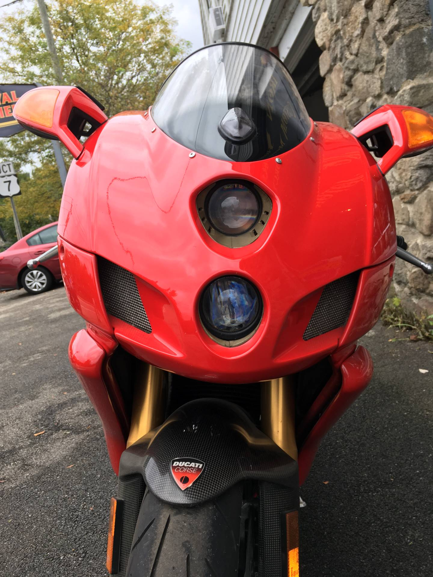 2005 Ducati 999r in Kent, Connecticut - Photo 6