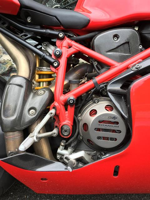 2005 Ducati 999r in Kent, Connecticut - Photo 8