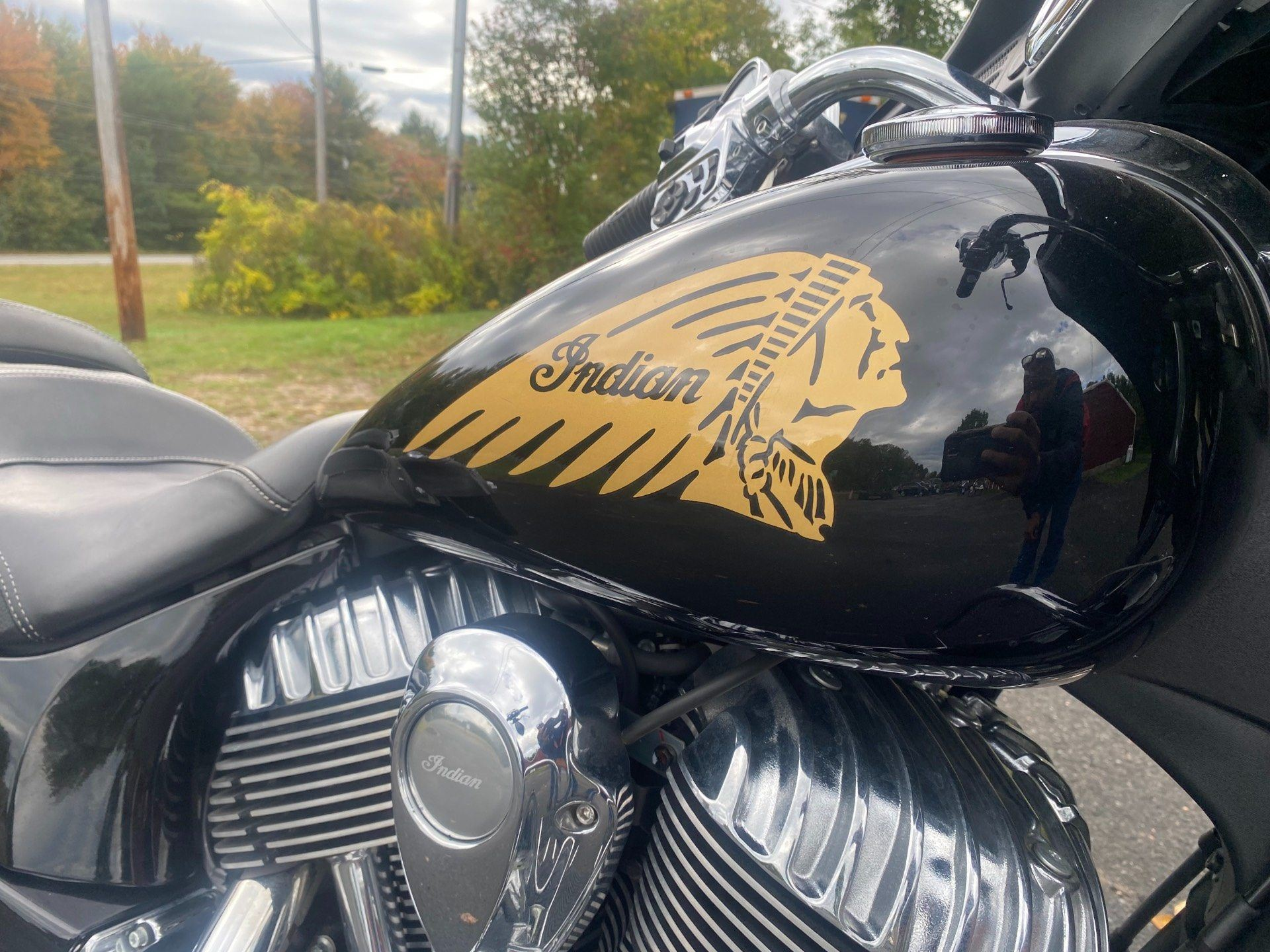 2015 Indian Chieftain® in Westfield, Massachusetts - Photo 3