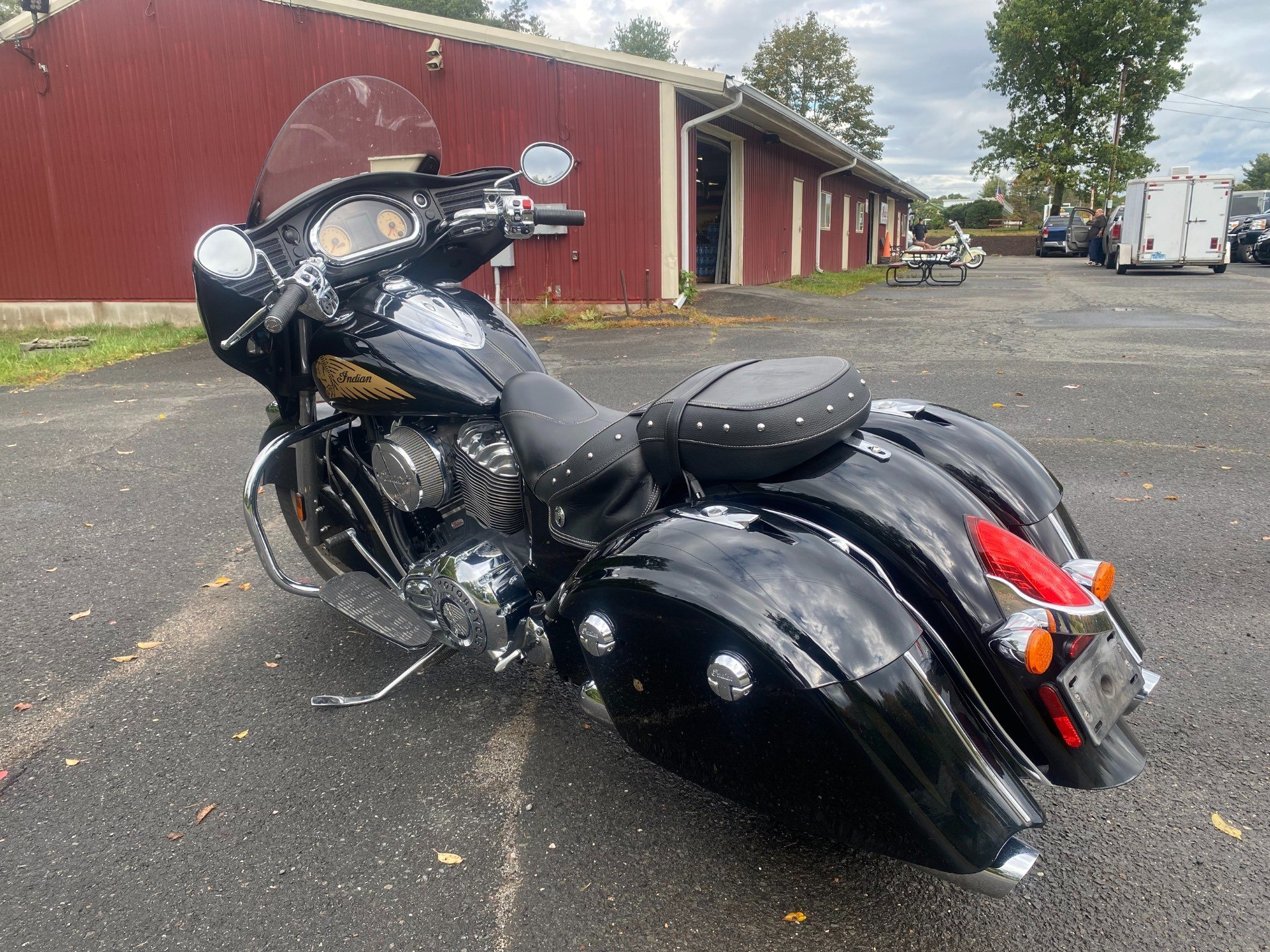 2015 Indian Chieftain® in Westfield, Massachusetts - Photo 12