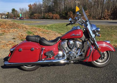 2016 Indian Springfield™ in Westfield, Massachusetts