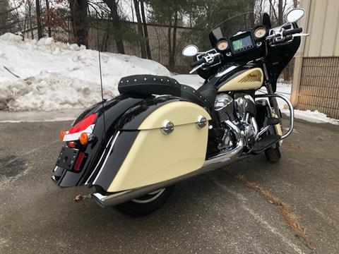 2019 Indian Chieftain® Classic ABS in Westfield, Massachusetts - Photo 3