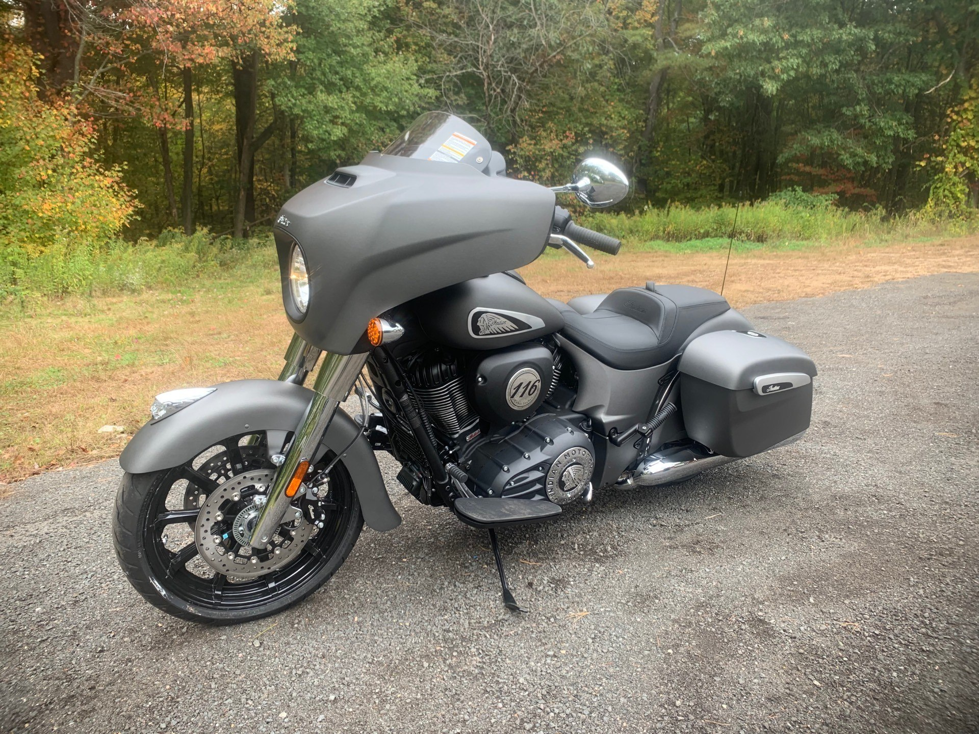 2020 Indian Chieftain® in Westfield, Massachusetts - Photo 10