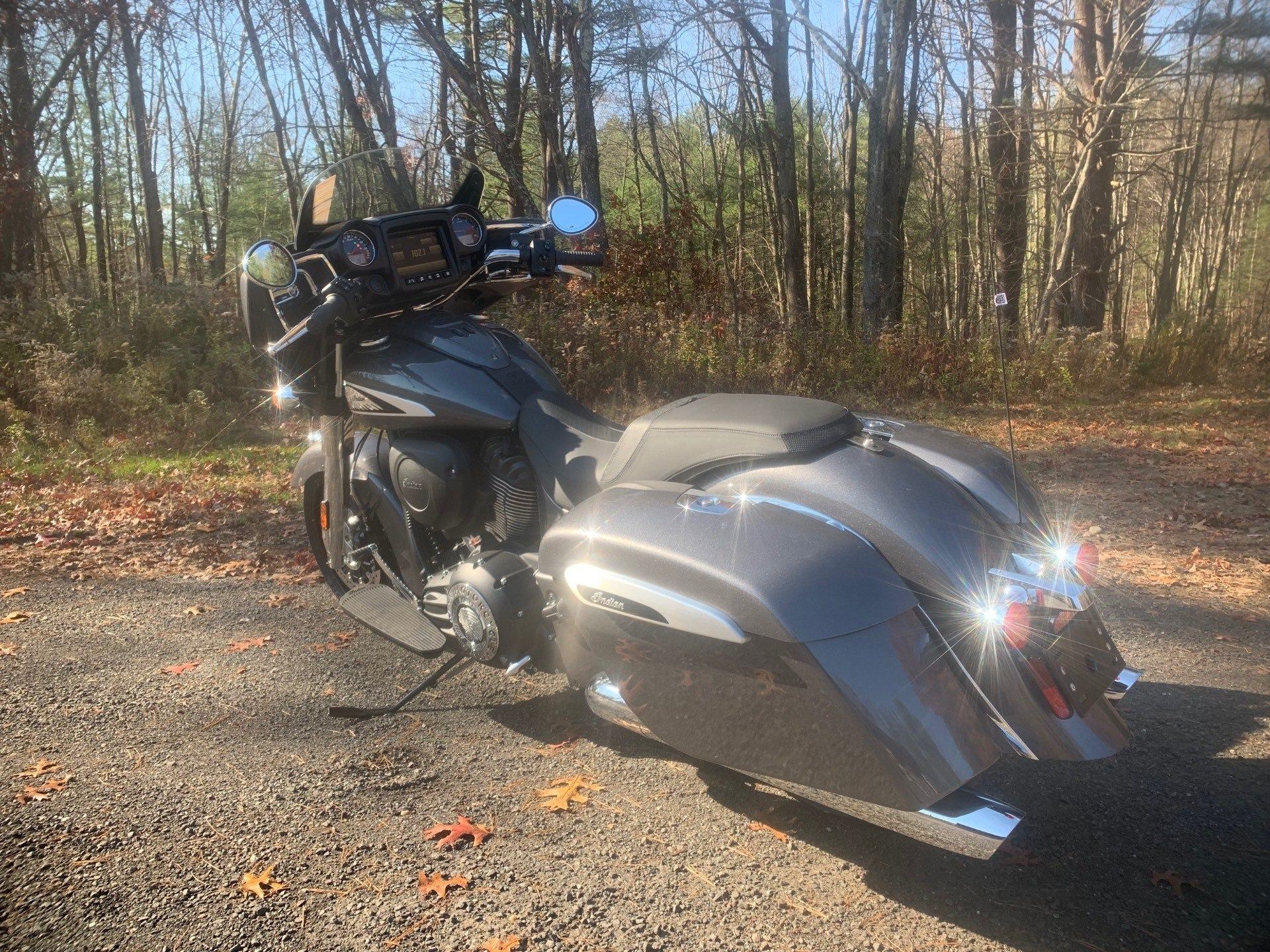 2019 Indian Chieftain® ABS in Westfield, Massachusetts - Photo 3