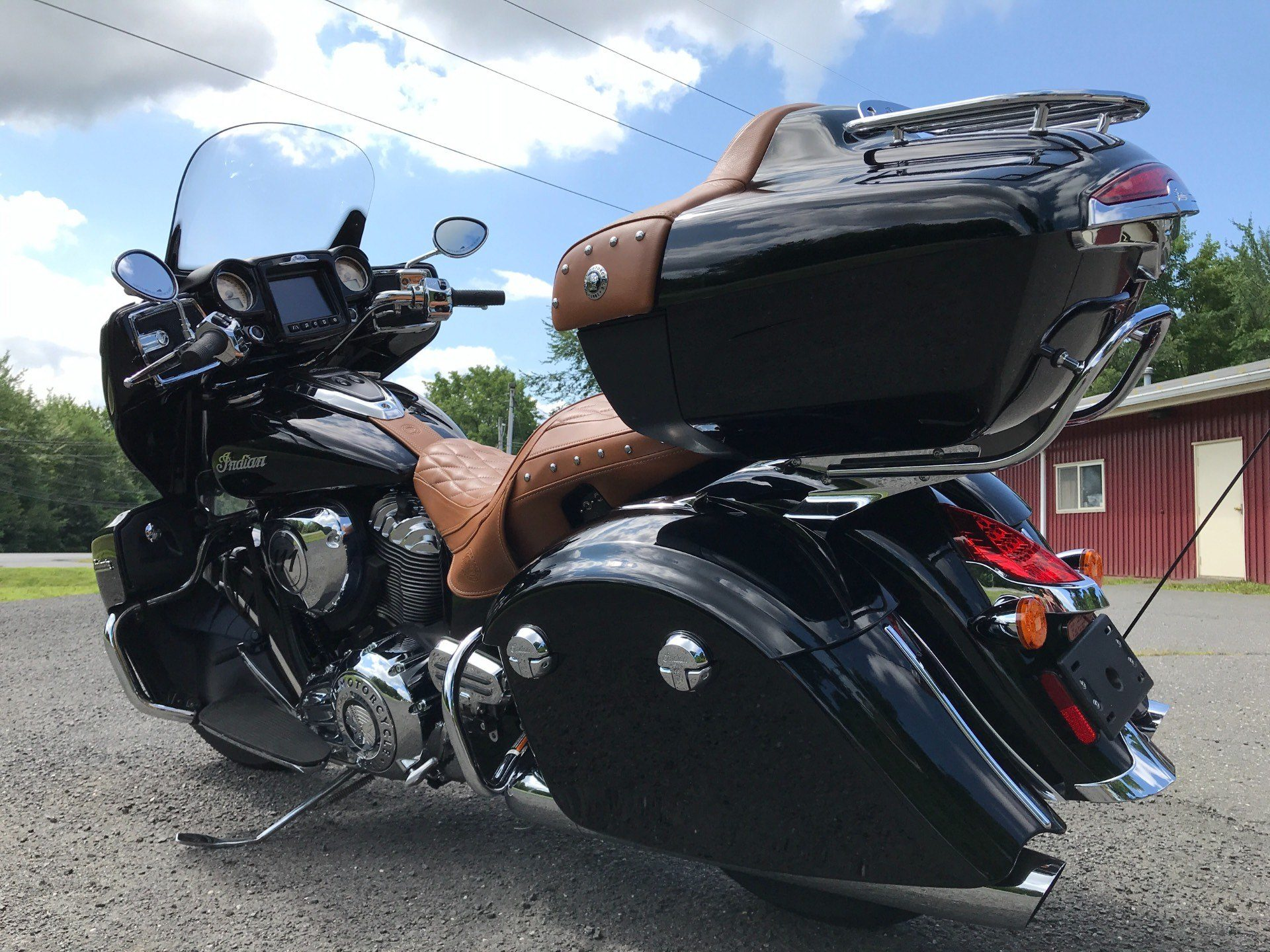 2018 Indian Roadmaster® ABS in Westfield, Massachusetts - Photo 4