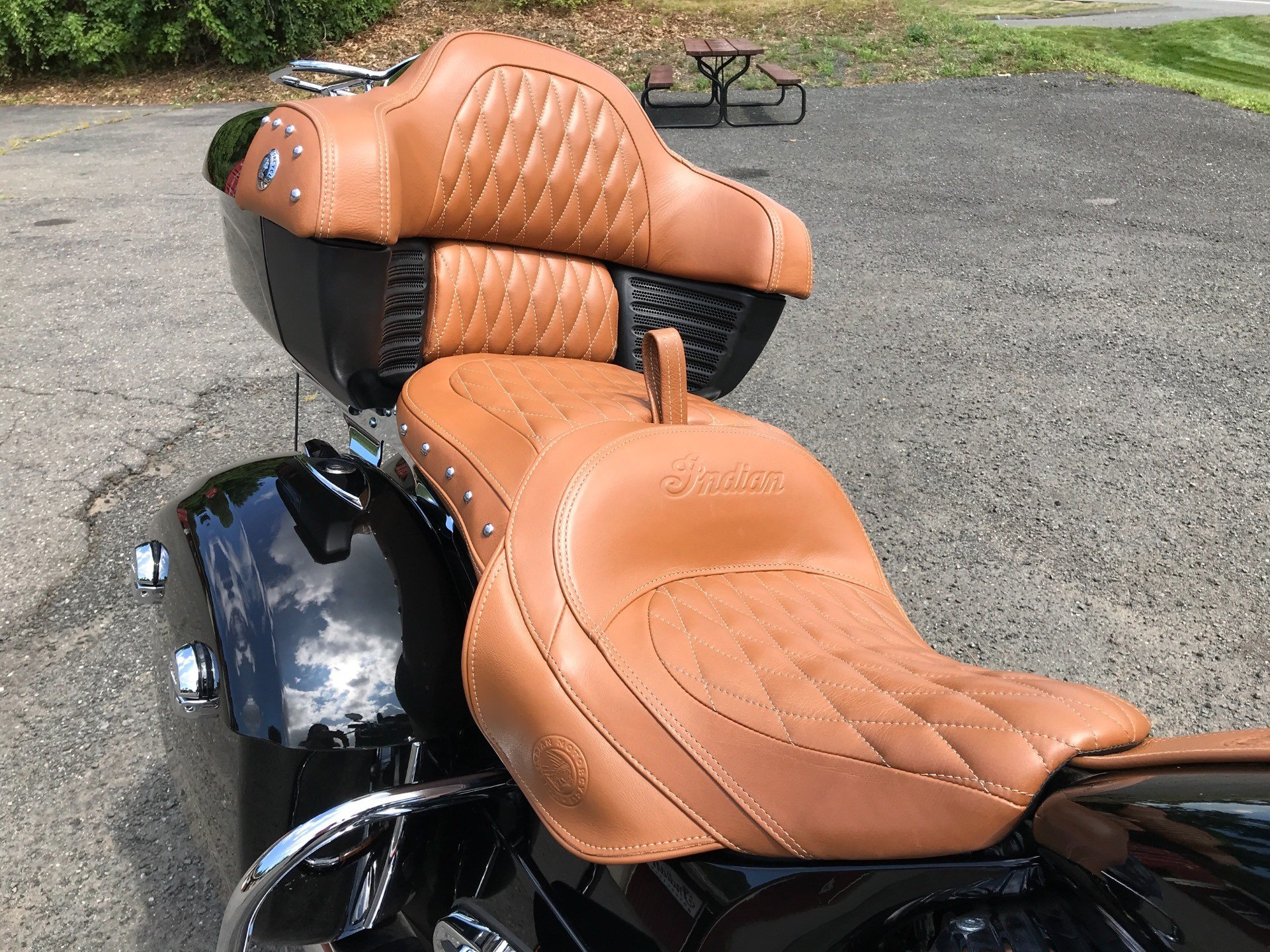 2018 Indian Roadmaster® ABS in Westfield, Massachusetts - Photo 9