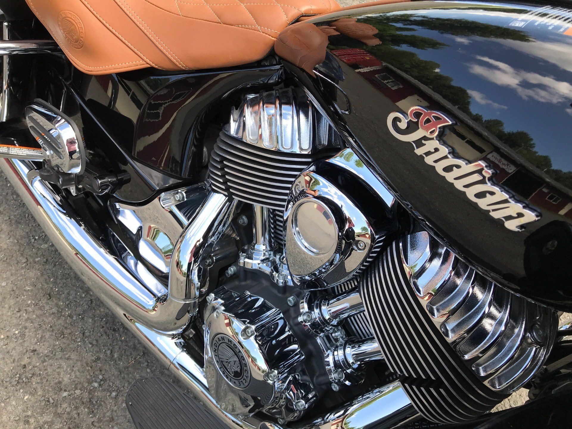 2018 Indian Roadmaster® ABS in Westfield, Massachusetts - Photo 10