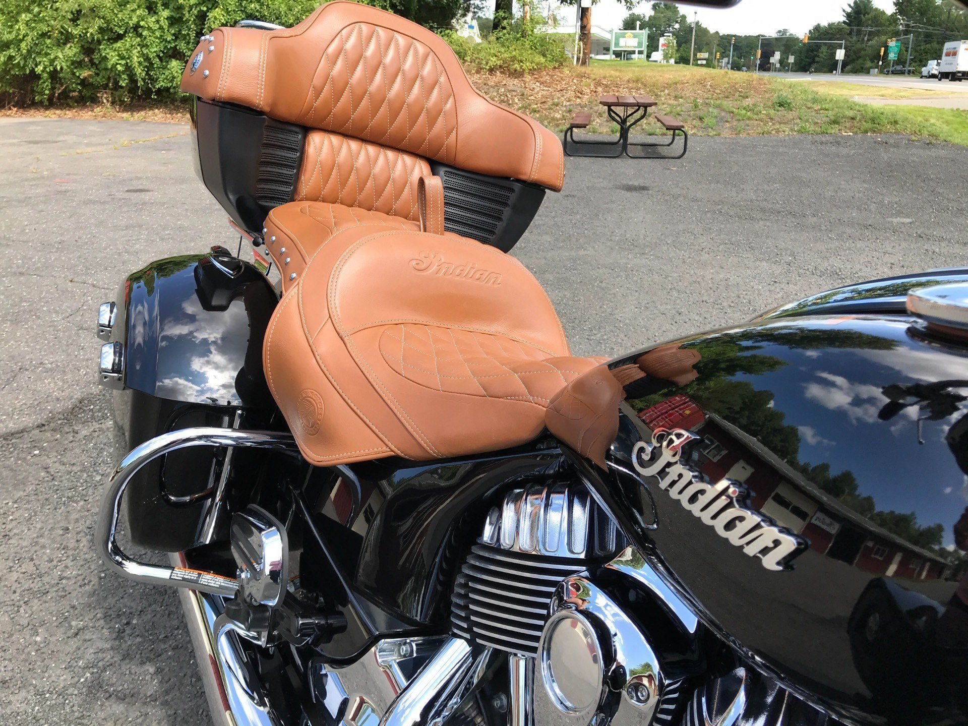 2018 Indian Roadmaster® ABS in Westfield, Massachusetts - Photo 11