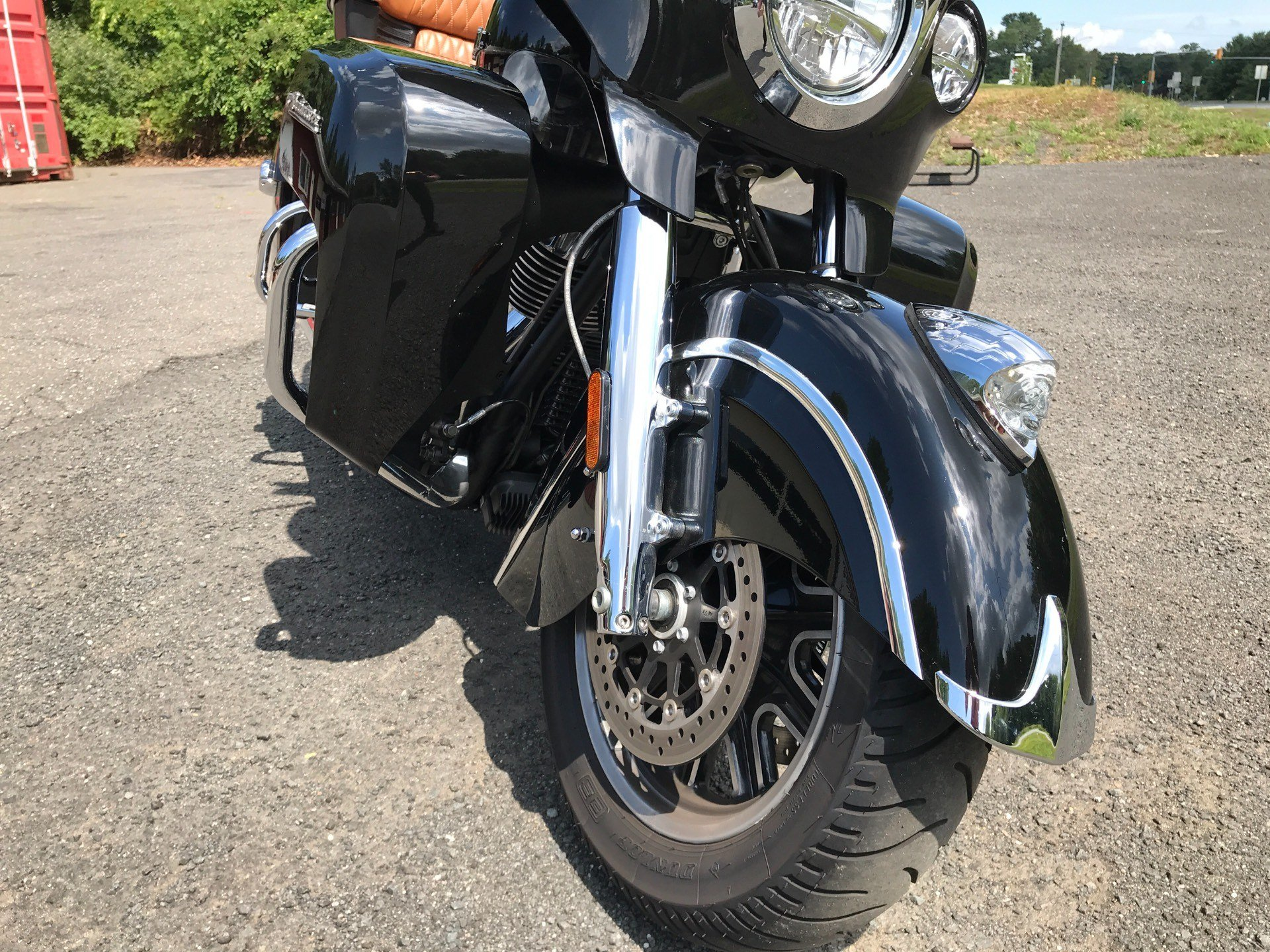 2018 Indian Roadmaster® ABS in Westfield, Massachusetts - Photo 13