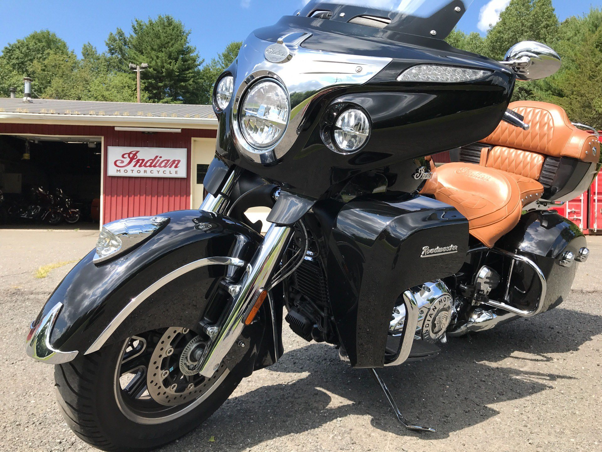 2018 Indian Roadmaster® ABS in Westfield, Massachusetts - Photo 14
