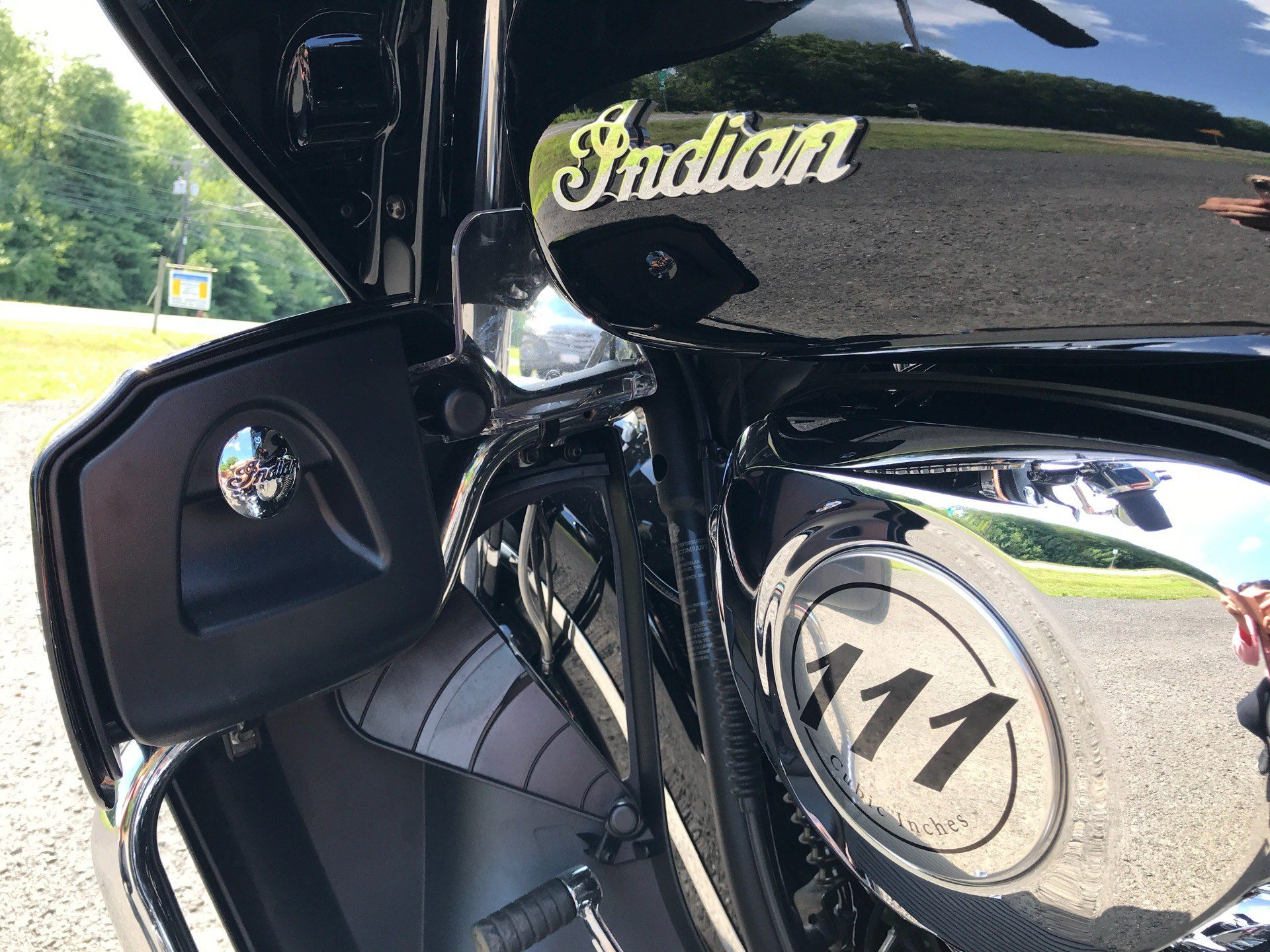 2018 Indian Roadmaster® ABS in Westfield, Massachusetts - Photo 32