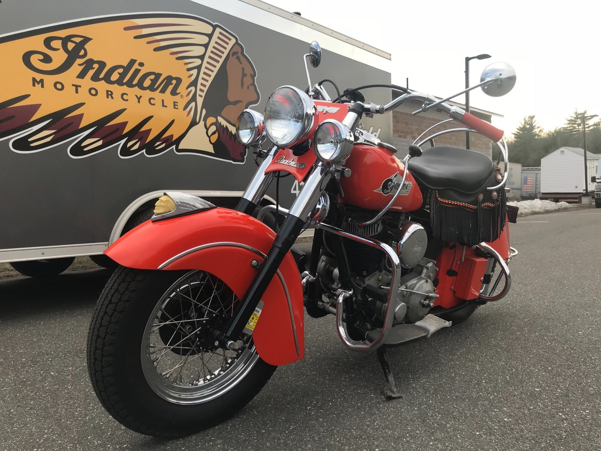 1953 Indian Chief in Westfield, Massachusetts - Photo 5