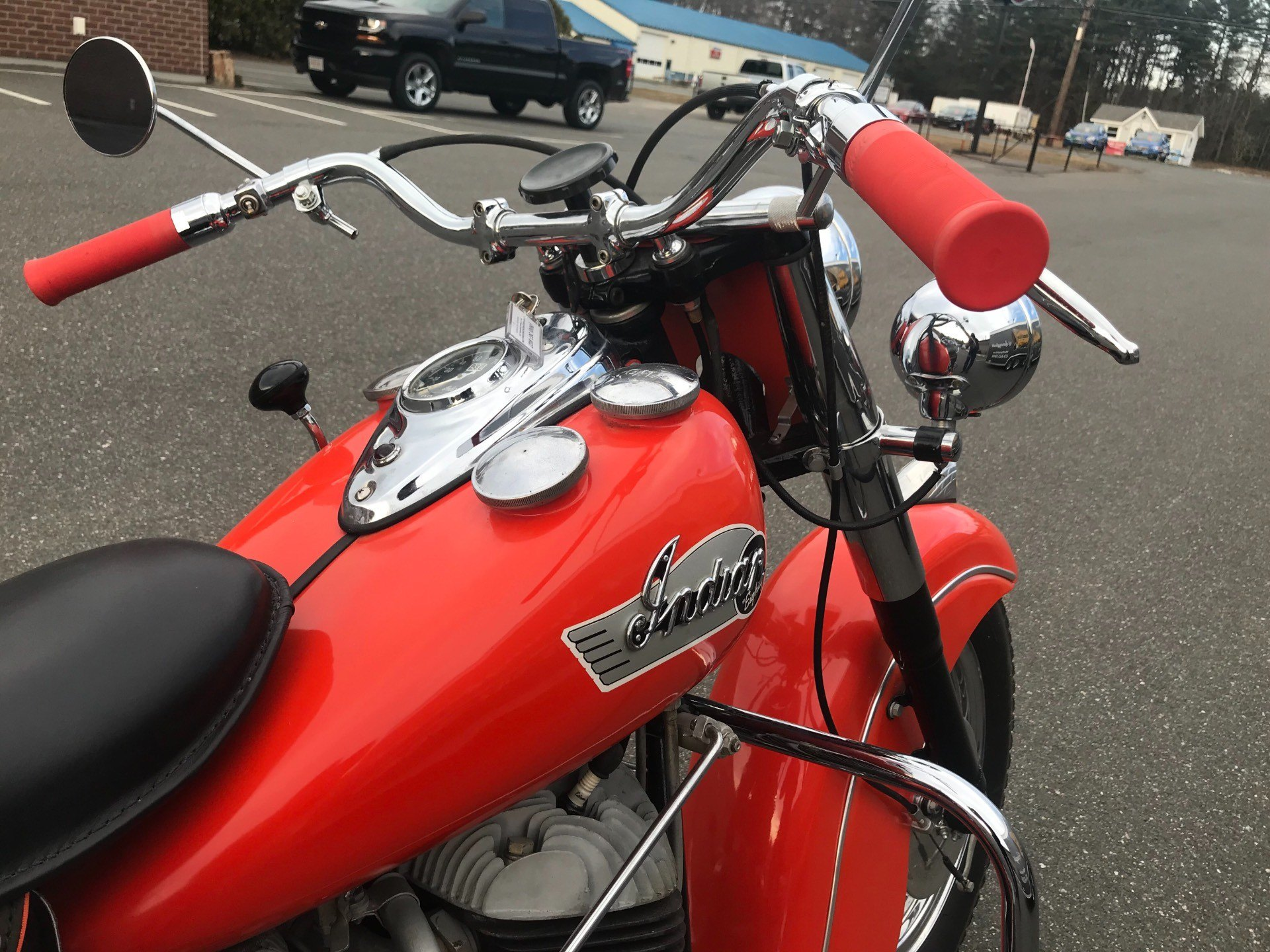 1953 Indian Chief in Westfield, Massachusetts - Photo 8