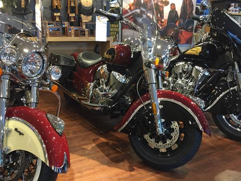 2017 Indian Chief® Classic in Westfield, Massachusetts