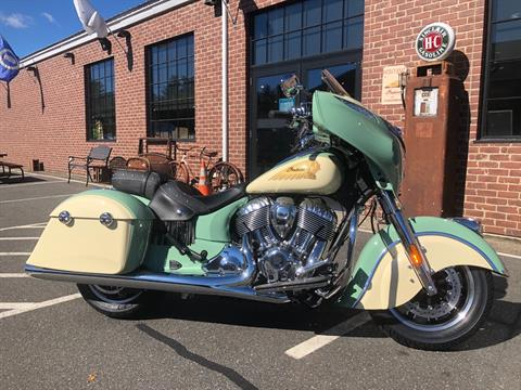 2019 Indian Chieftain Classic in Westfield, Massachusetts