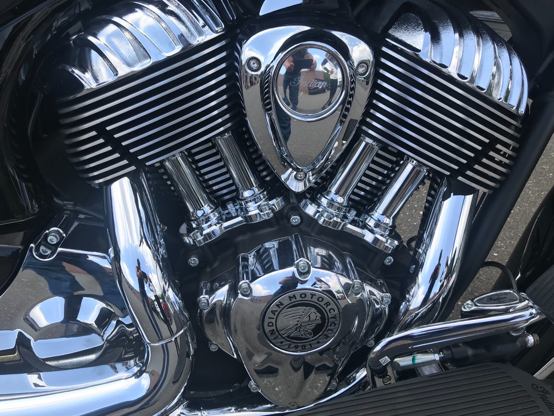 2019 Indian Chief® Vintage ABS in Westfield, Massachusetts - Photo 13