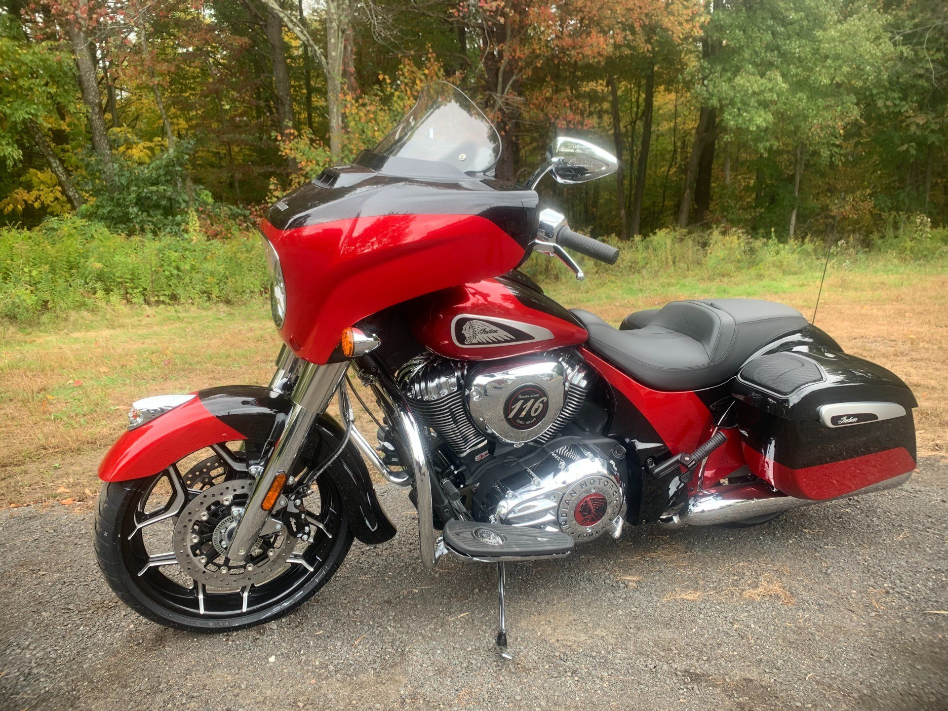 2020 Indian Chieftain® Elite in Westfield, Massachusetts - Photo 10