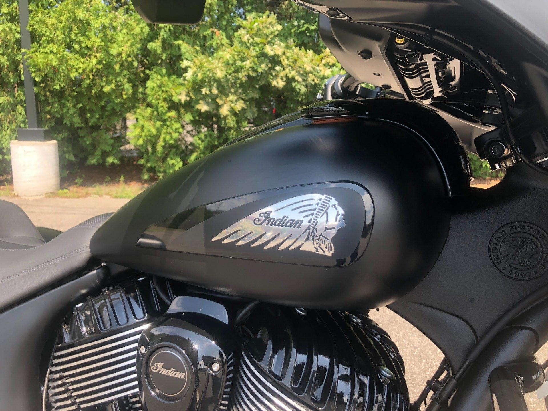 2019 Indian Chieftain Dark Horse® ABS in Westfield, Massachusetts - Photo 4